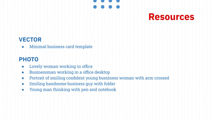 Tax Consulting presentation template