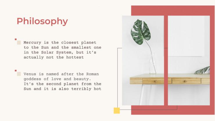 Heimat presentation template
