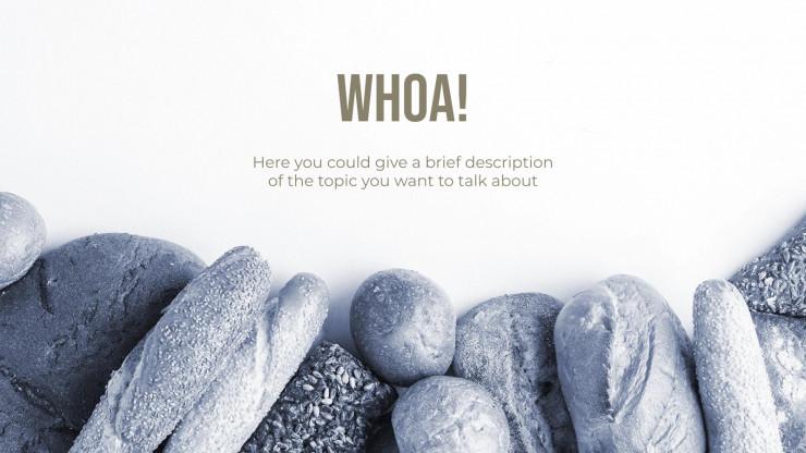 Local Bread presentation template