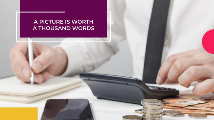 Modelo de apresentação Escritório de contabilidade