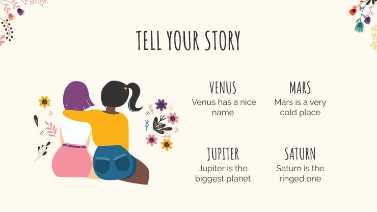 Journée internationale des câlins : Modèles de présentation