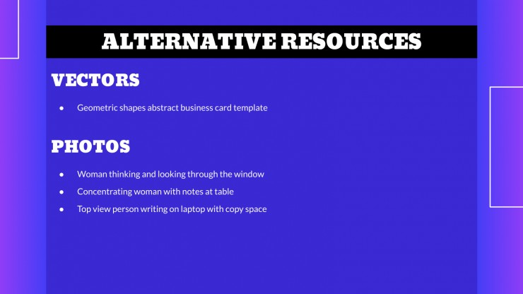 Modelo de apresentação CV Inker para roteiristas