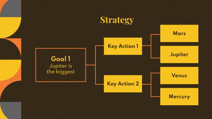 Financial Advisor Marketing Plan presentation template