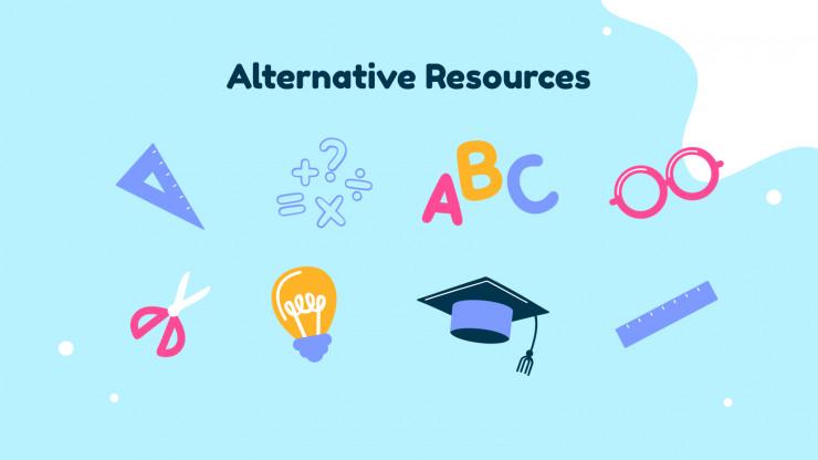 Planificateur hebdomadaire pour l'école primaire : Modèles de présentation