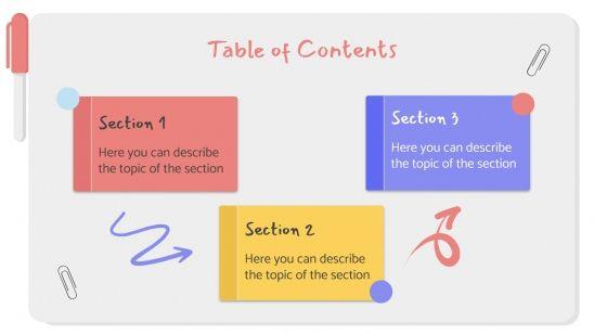 Bulletin sur le télétravail : Modèles de présentation
