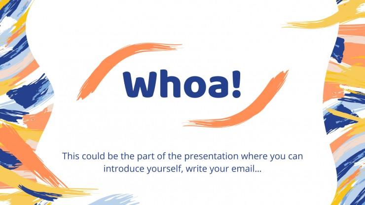 Journée de la jeunesse : Modèles de présentation
