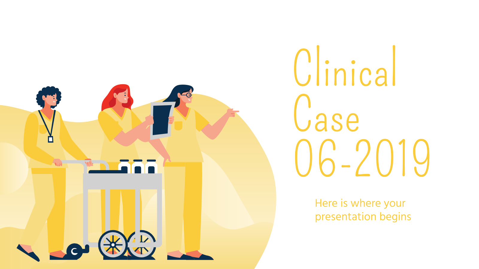Clinical Case 06-2019 presentation template