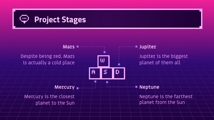 Nanota Project Proposal presentation template