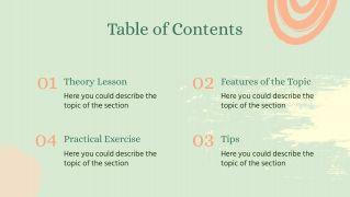 Drama Workshop presentation template