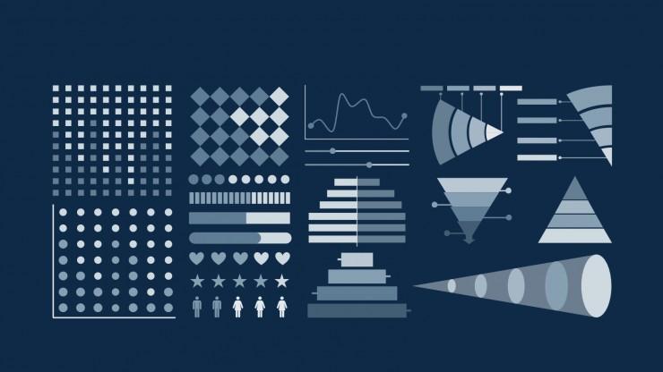 Modelo de apresentação Campanha geométrica Icoast