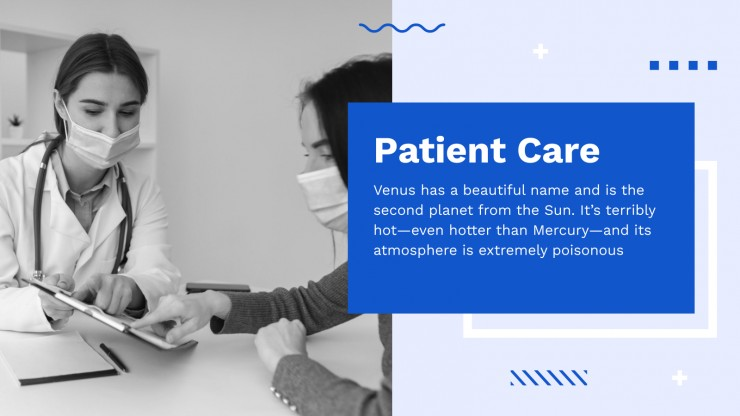 Centre médical multi-soins : Modèles de présentation