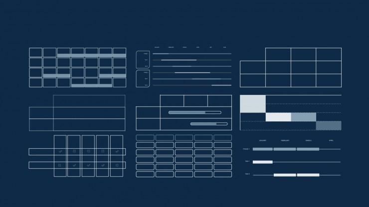 Stratégie SEO avec dégradés : Modèles de présentation