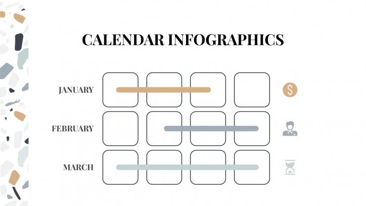 Calms presentation presentation template
