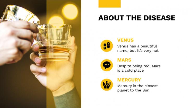 Drug Addiction presentation template