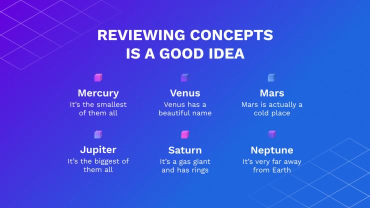 Retrix presentation template