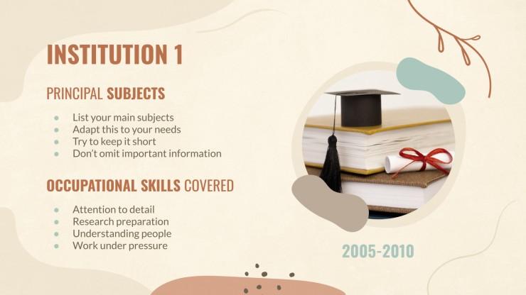 CV d'avocat : Modèles de présentation