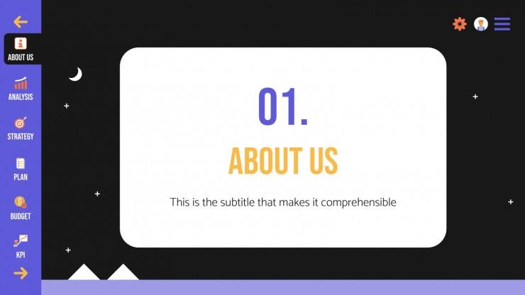 Campagne sur les jeux de RV : Modèles de présentation