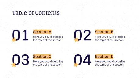 Modelo de apresentação Plano de marketing para escritório de advocacia