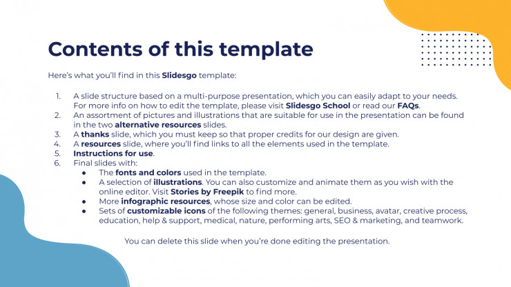 Influencer Marketing Strategy presentation template