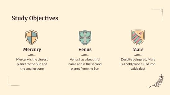 Thèse d'histoire médiévale : Modèles de présentation