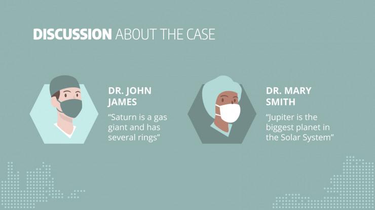 Modelo de apresentação Caso clínico para paramédicos