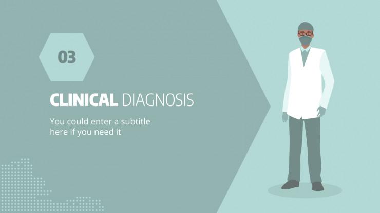 Plantilla de presentación Caso clínico: urgencias
