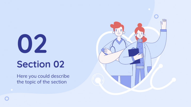 Wertschätzung der Krankenpflege Präsentationsvorlage