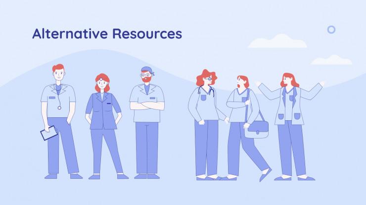 Modelo de apresentação Reconhecimento da enfermagem