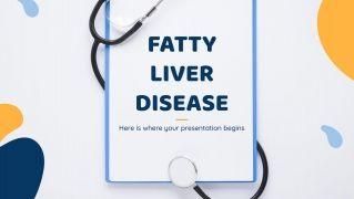 Fatty Liver Disease presentation template