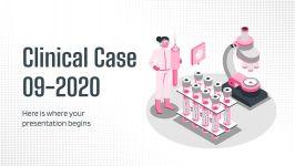 Modelo de apresentação Caso clínico 09-2020
