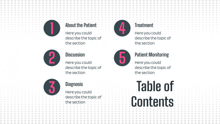 Clinical Case 09-2020 presentation template