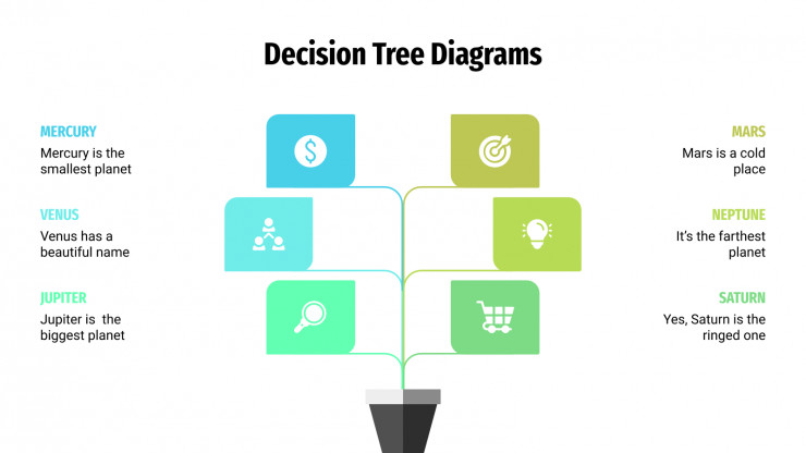 Free Decision Tree Diagrams For Google Slides And Powerpoint