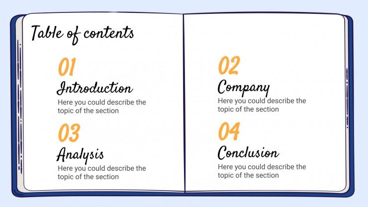 Pring Passport presentation template