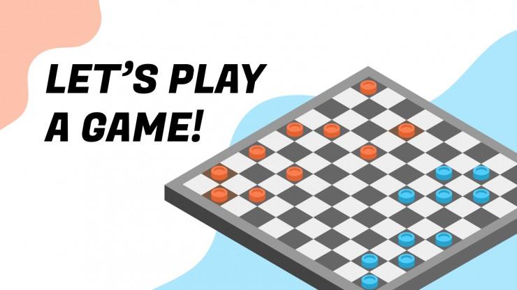 Plantilla de presentación ¡Hora de jugar!
