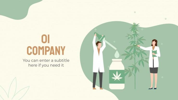 Plantilla de presentación Sustancias médicas controvertidas