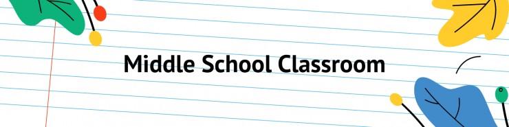 Plantilla de presentación Banners para clases virtuales