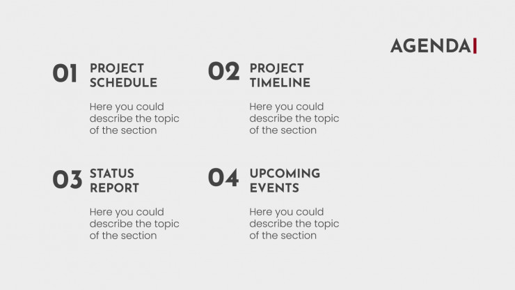 Junity School Meeting presentation template