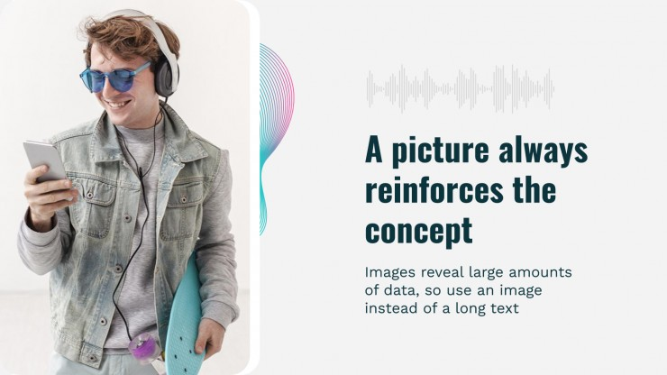 It's World Radio Day presentation template