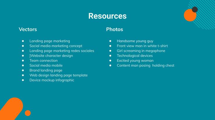 Modelo de apresentação Serviços de TI