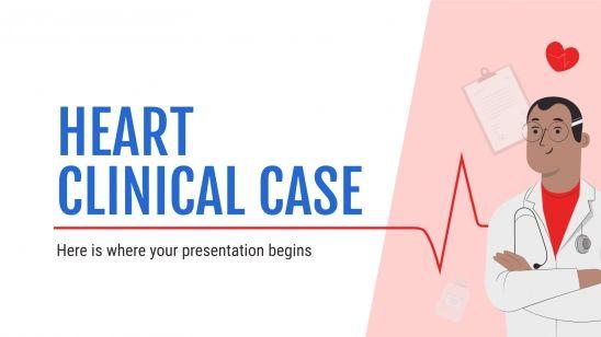Plantilla de presentación Caso clínico en cardiología