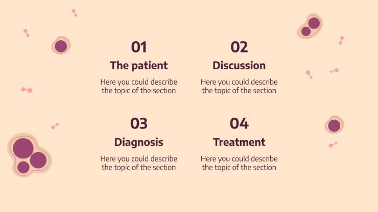 Modelo de apresentação Caso clínico de difteria
