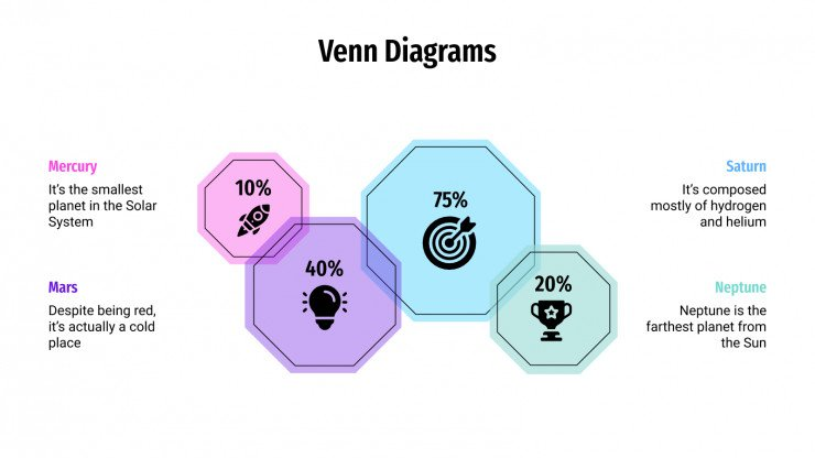 Venn Diagrams presentation template
