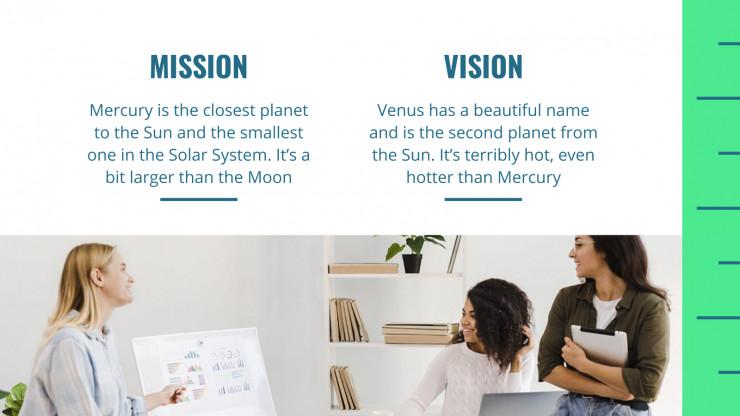 Plantilla de presentación Propuesta de proyecto estelar