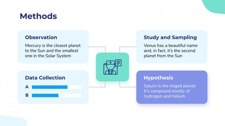 Medical Technology Advances presentation template