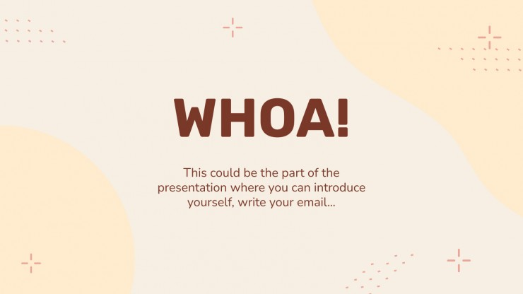 Eating Disorder presentation template