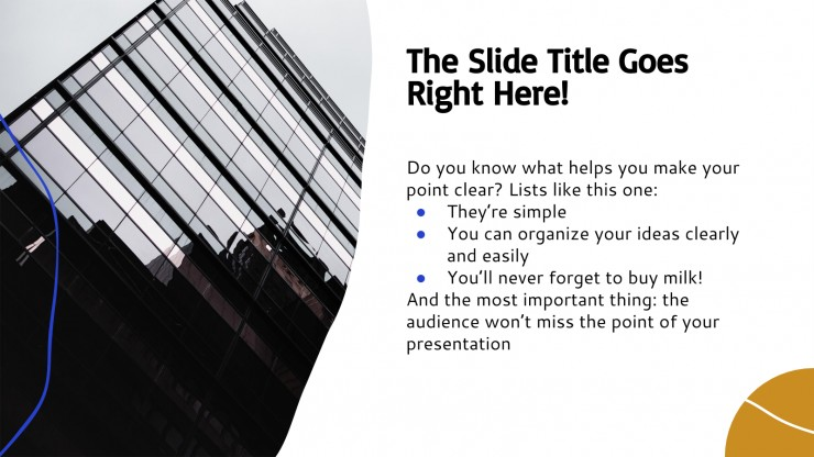 Architecture and Urban Planning presentation template