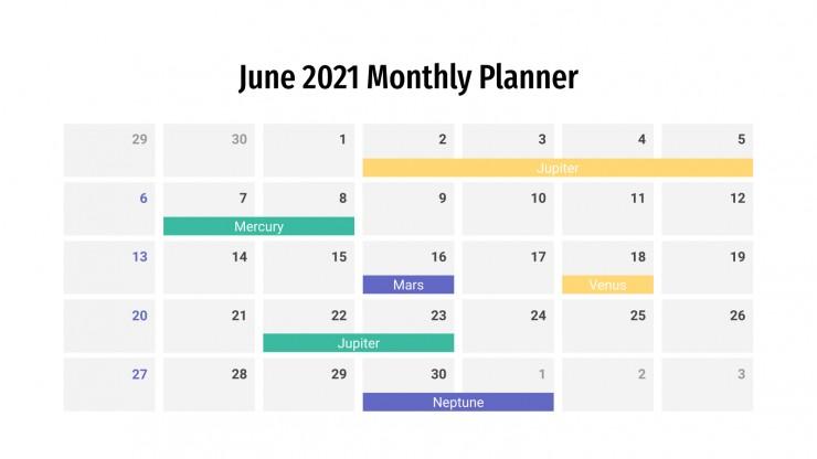 Infographies de Juin 2021 : Modèles de présentation