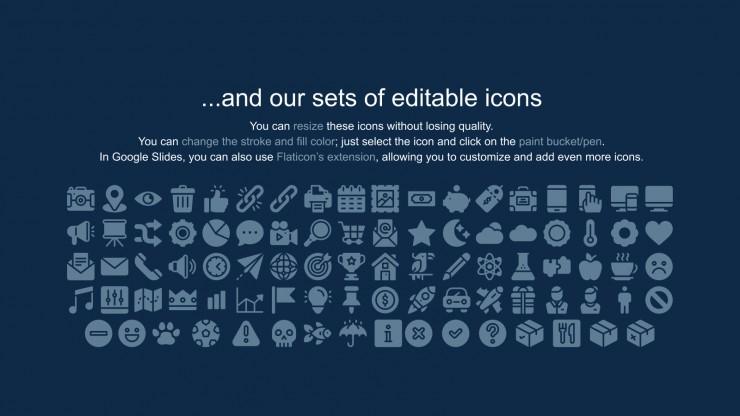 Diapositives isométriques Dintra pour les réseaux : Modèles de présentation