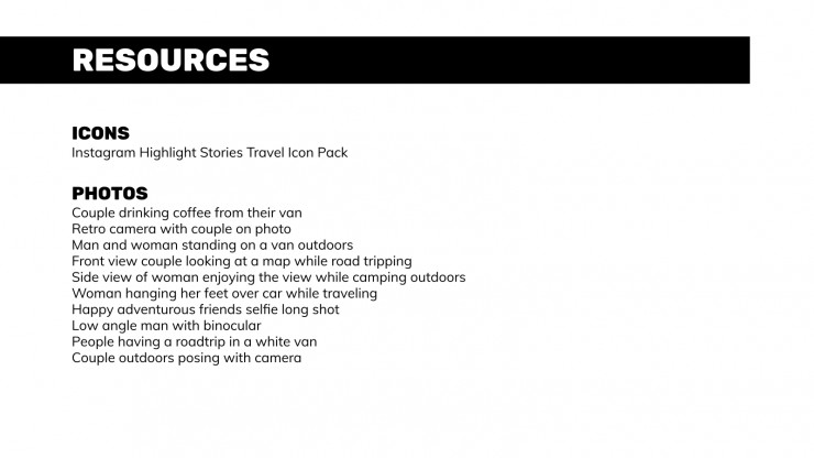 Agence «Voyagez dans le monde» : Modèles de présentation
