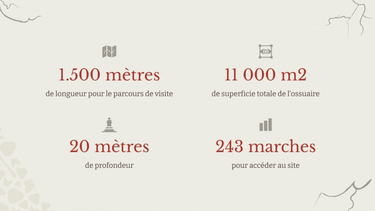 Catacombes de Paris presentation template